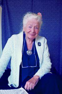 Dr. Ida P. Rolf, Begründerin der Rolfing Methode. Rolfing Praxis Annette Martiny, Hamburg