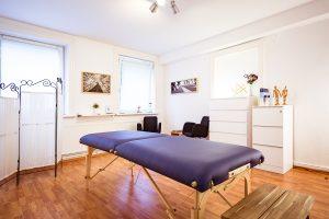 Zentrum für Rolfing Annette Martiny, Hamburg. Rolfing und Faszien Behandlung.